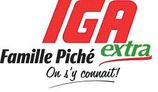Logo IGA Piché